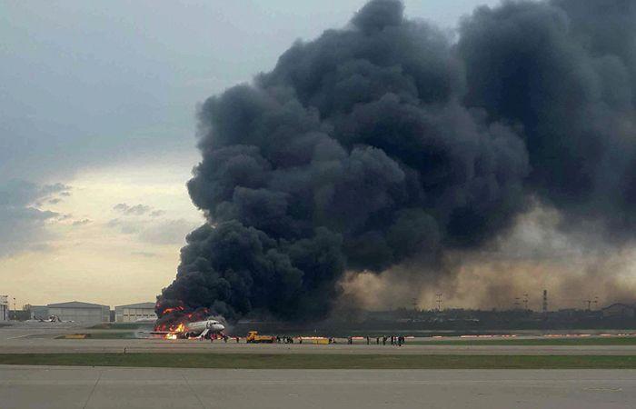 авиакатастрофе в Шереметьево