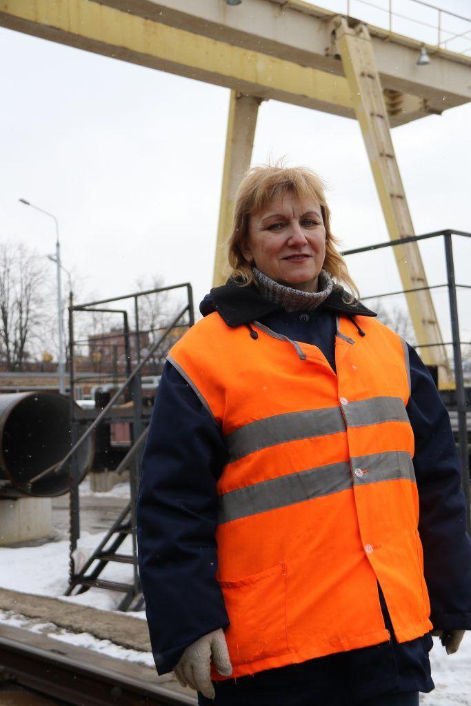 Галина Рудина