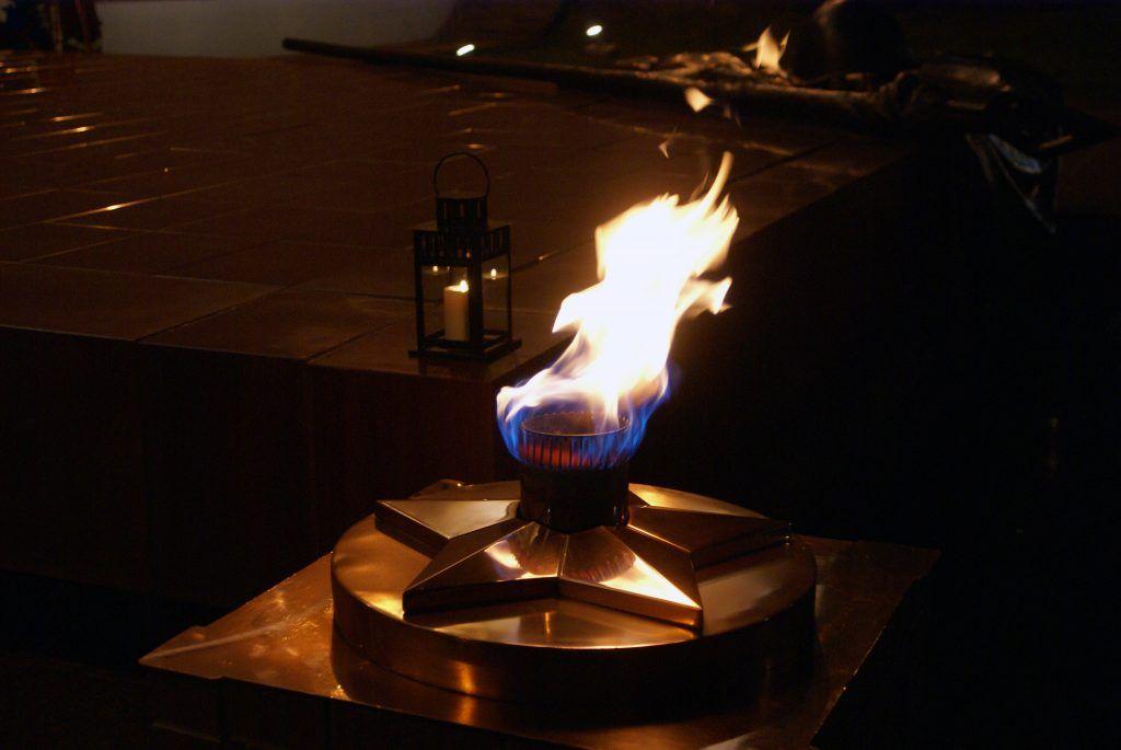 горелка вечного огня