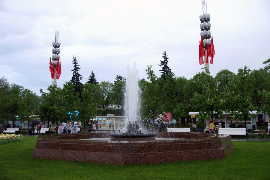 9 мая день победы фонтаны