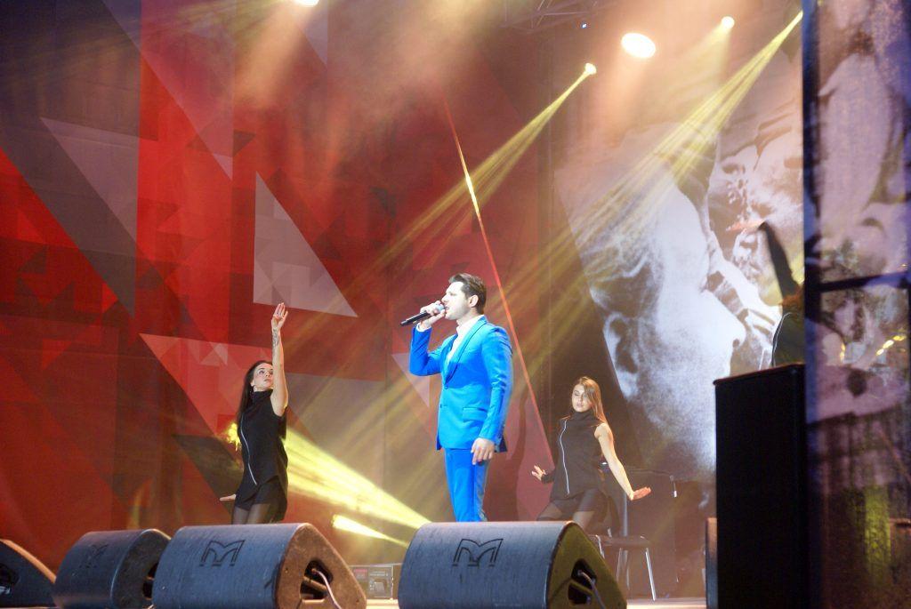 9 мая день победы концерт