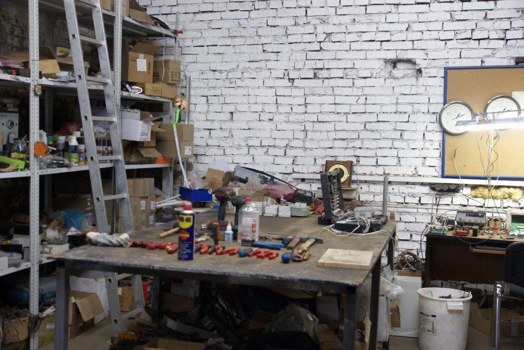 мастерская инструменты
