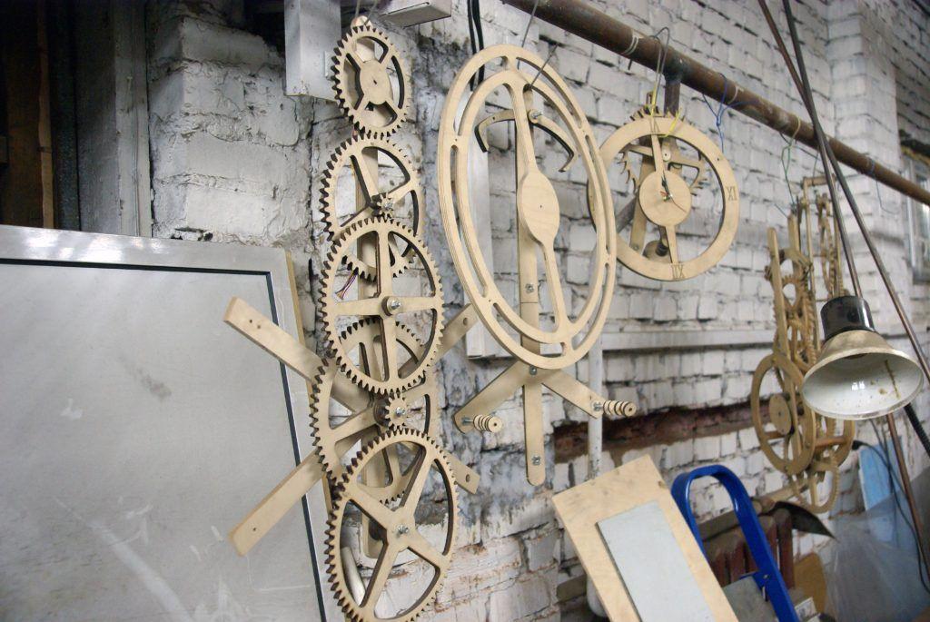 механизмы часов мастерская