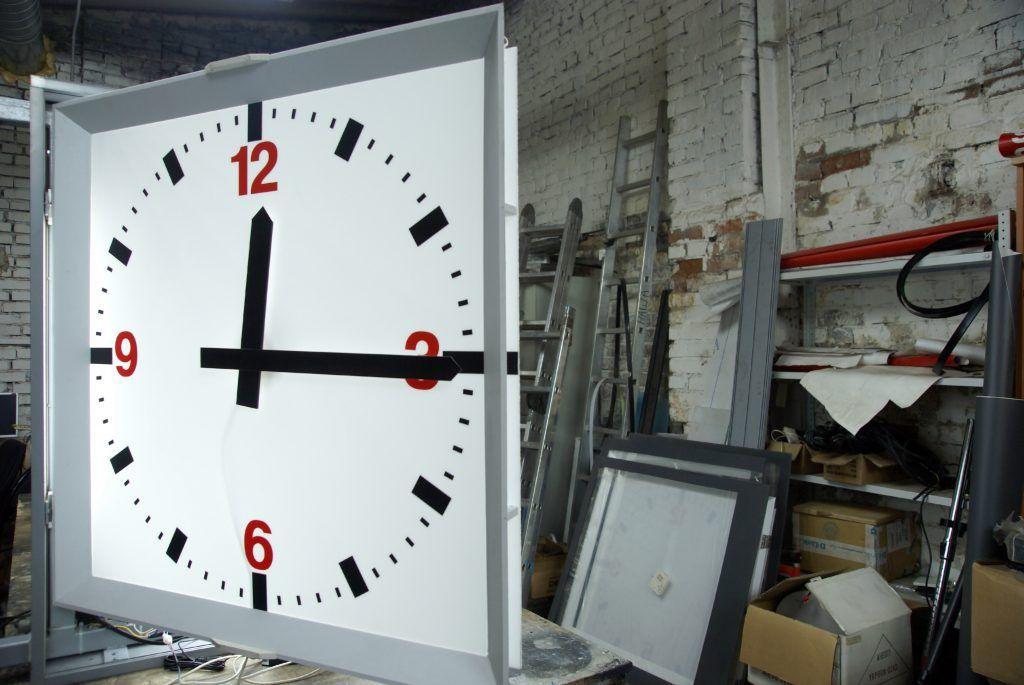 часы мастерская