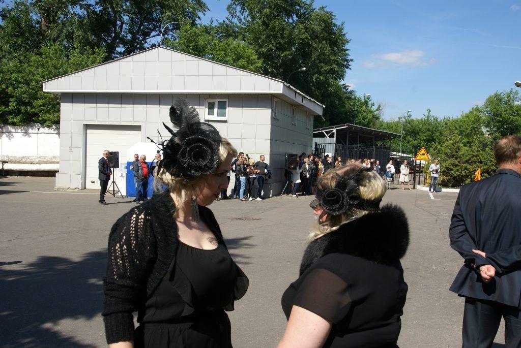 АО Мосгаз автоледи конкурс