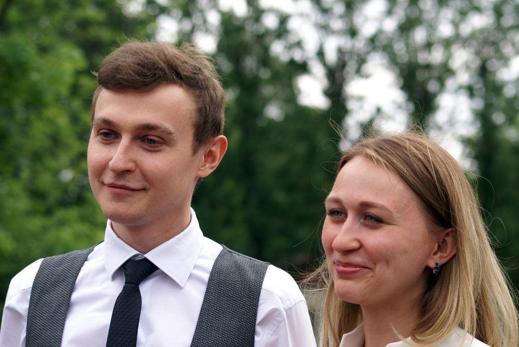 Кирилл и Алина Ордак