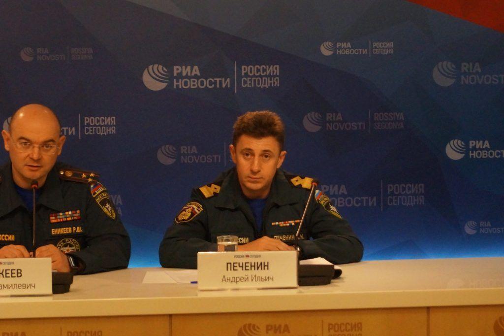 Андрей Ильич Печенин