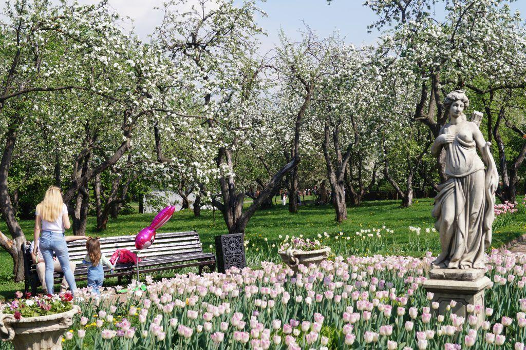 Коломенский парк