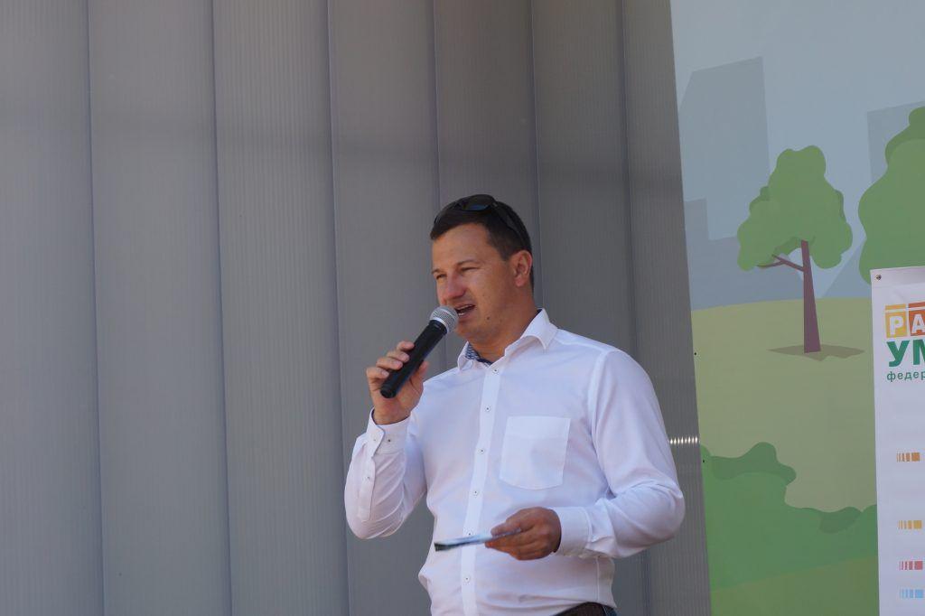 Усманов Тимур Турсунпулатович