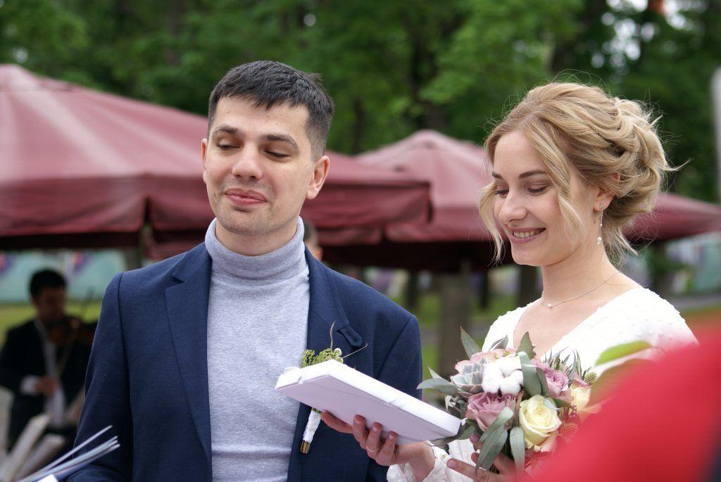 Екатерина и Дмитрий Горностаевы