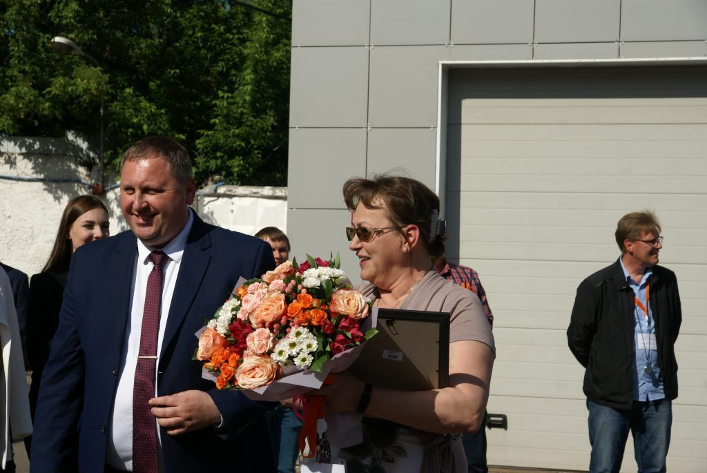 Екатерина Монина, ведущий инженер управления капитального строительства