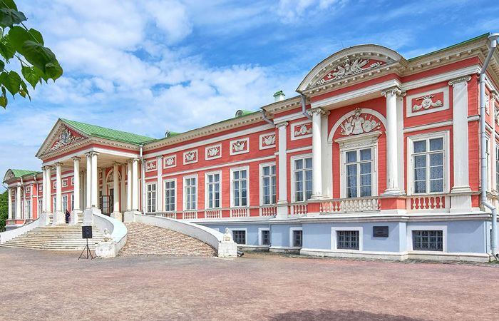 летняя резиденция графов Шереметевых