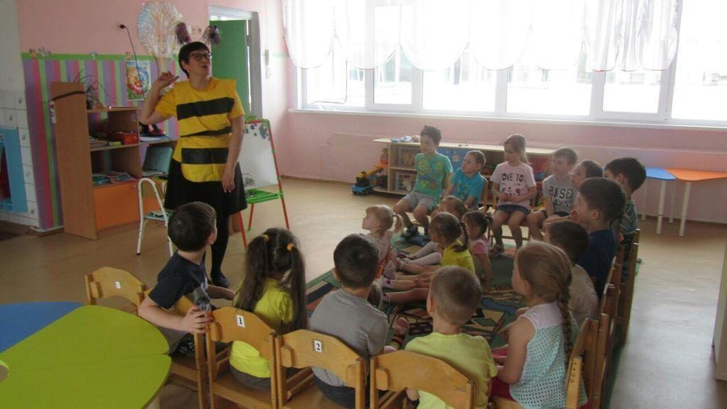 рассказ детям о пчелах