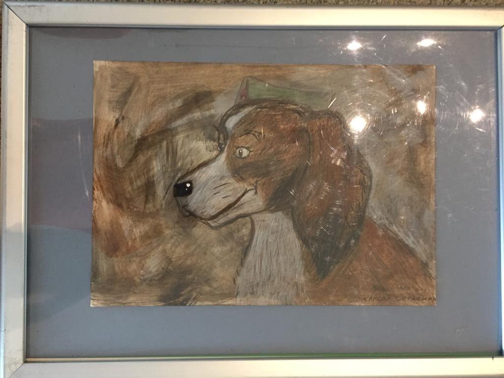 выставка фронтовые собаки