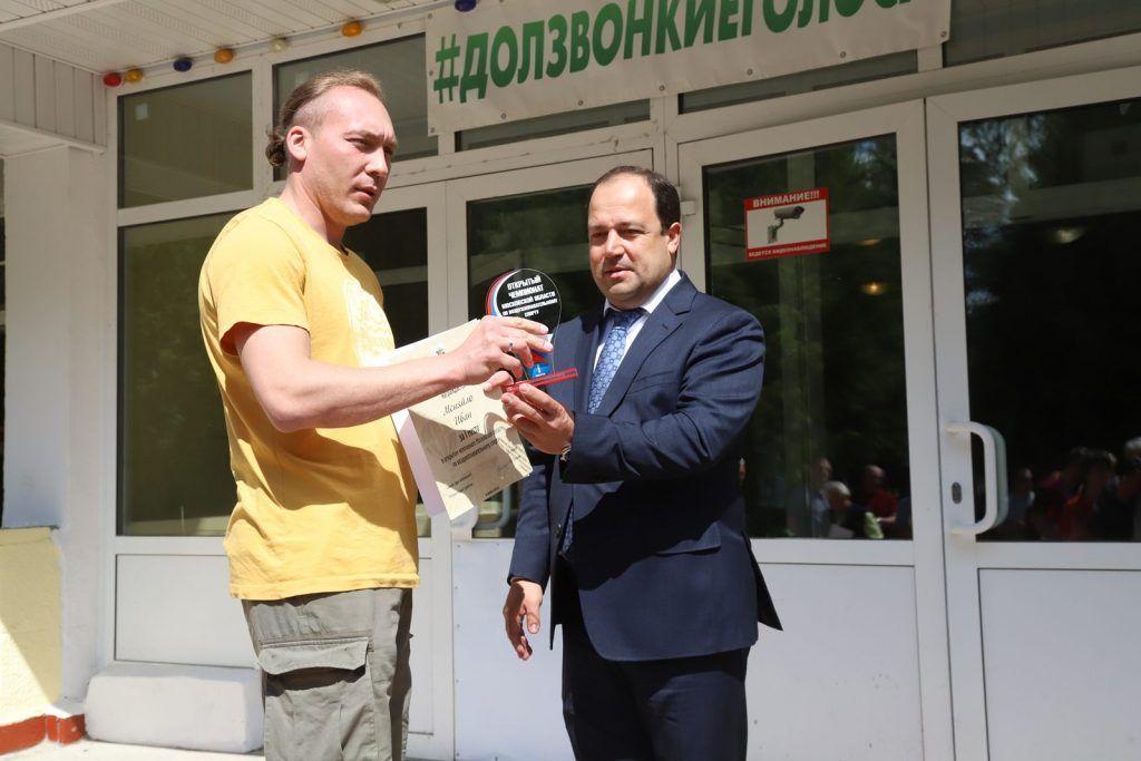 Владимир Калинин Иван Меняйло победитель кубок