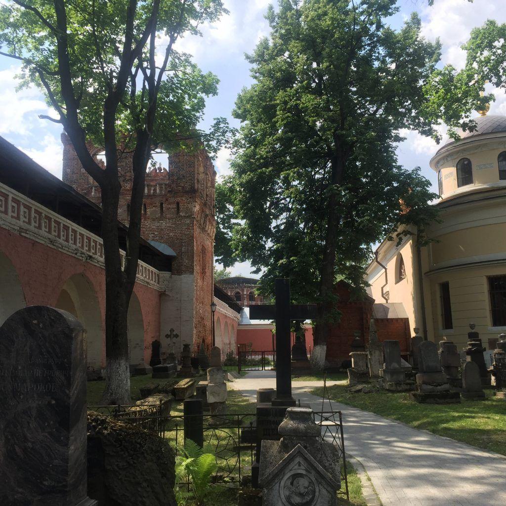 Донской монастырь реставрация благоустройство