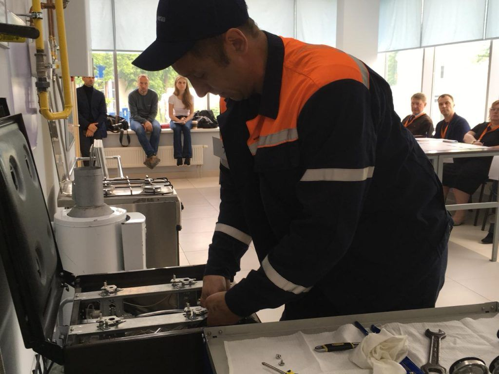 конкурс московские мастера комиссия лучшие слесари газовое оборудование