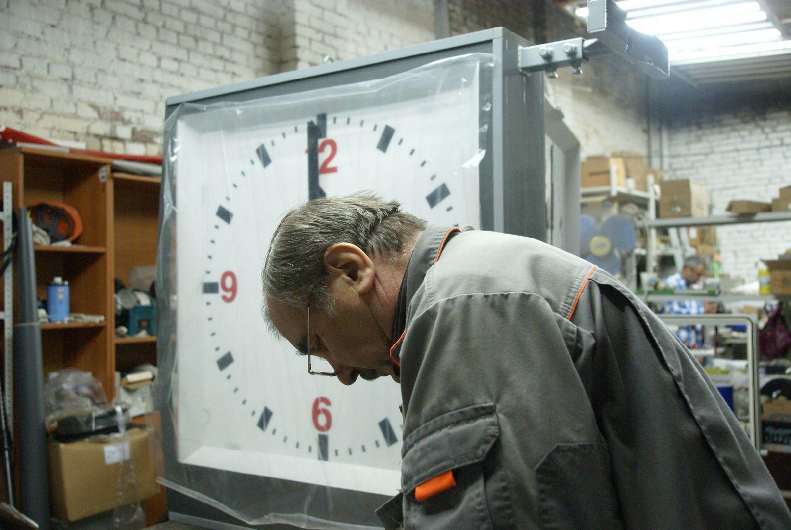 Электрик Виктор Алексеев