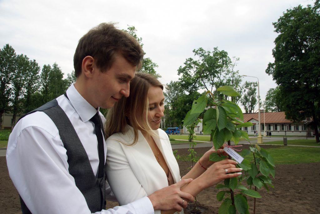 Алина и Кирилл Ордак