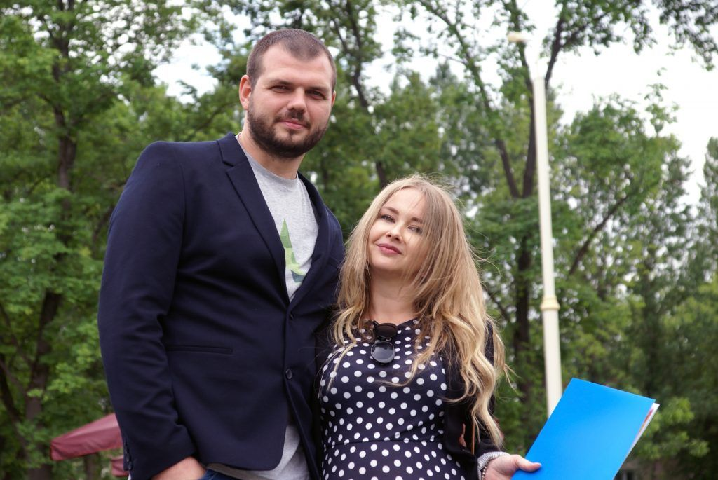 Анастасия и Сергей Лукьяненко