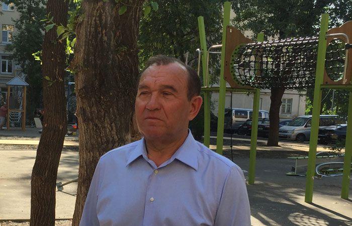 Петр Бирюков благоустройство