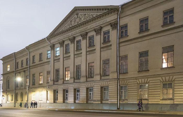 Государственный музей архитектуры им. А. В. Щусева