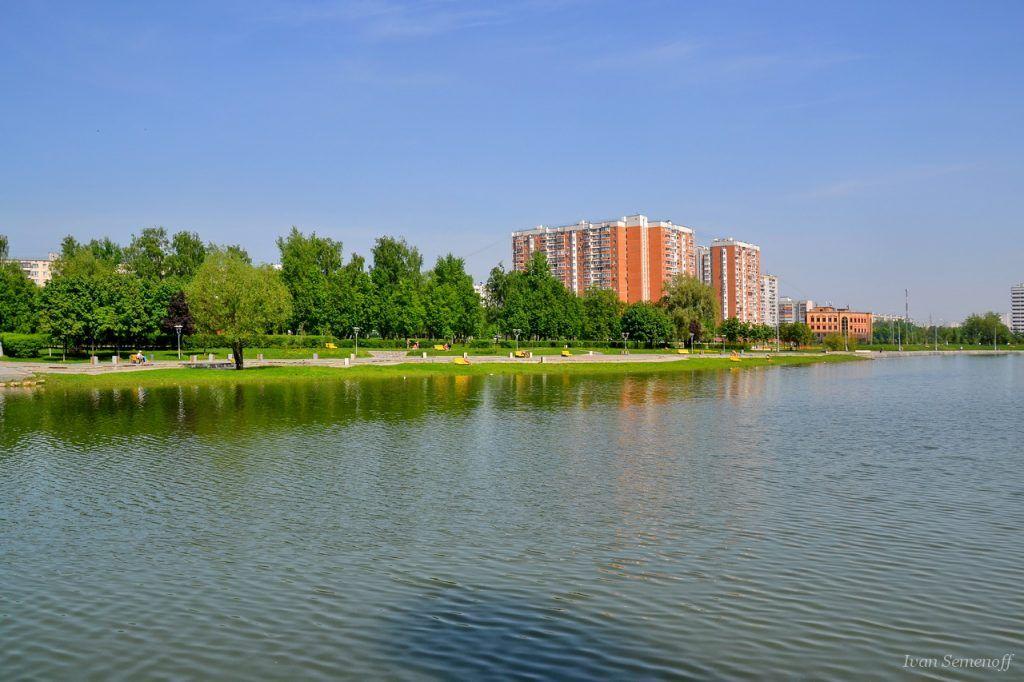 Парк у прудов «Радуга»