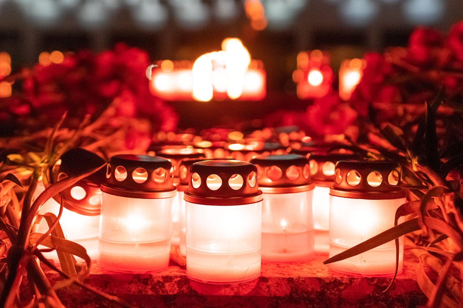 свеча памяти день памяти музей Победы