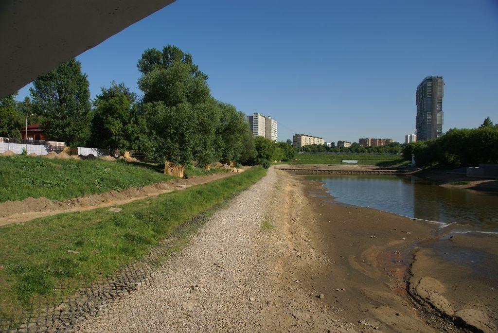 Черкизовский пруд благоустройство реконструкция озеленение