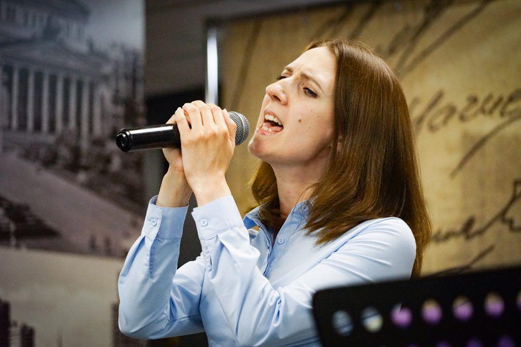 конкурс песни о Москве Татьяна Кузьмина