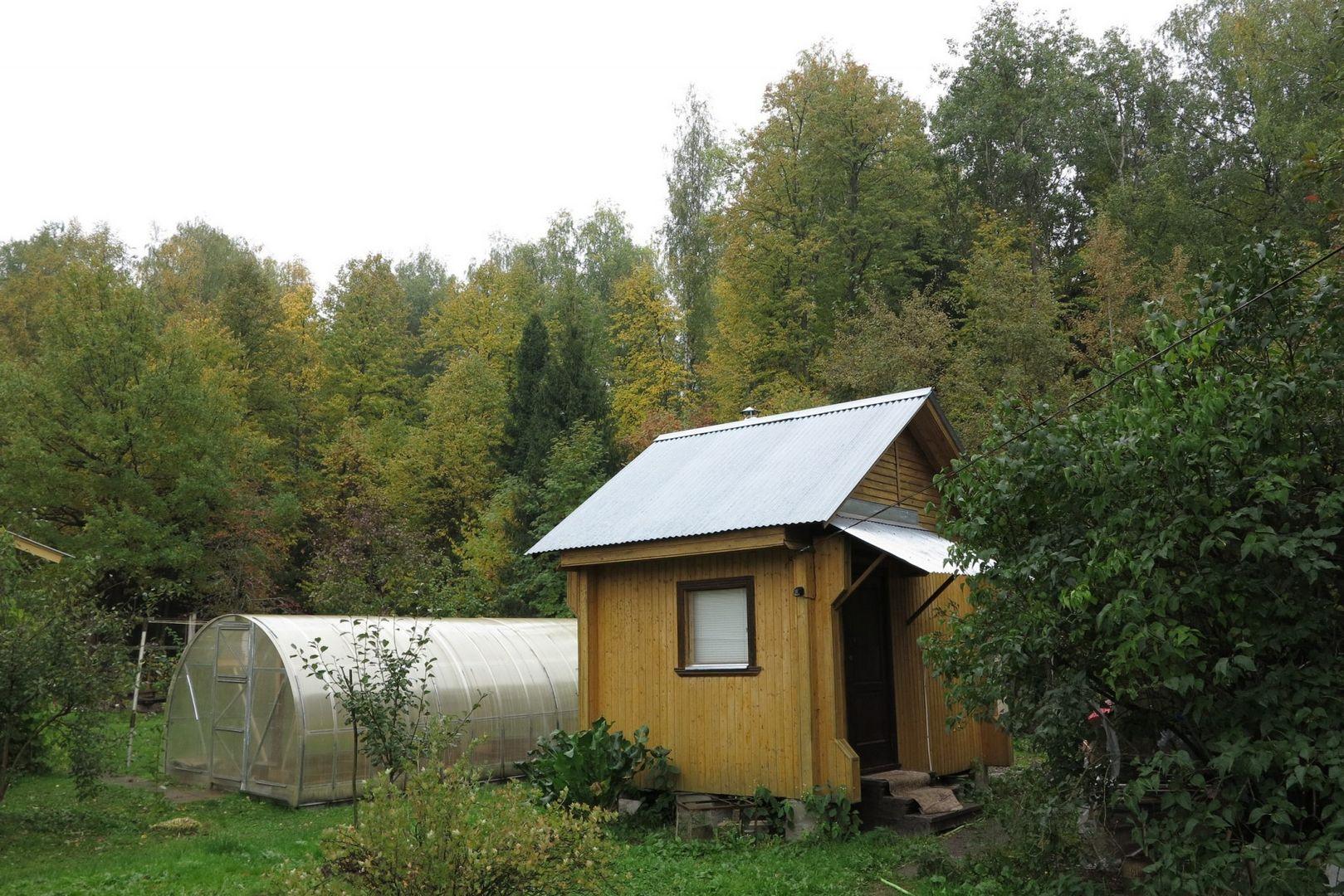 домик в деревне лето дача
