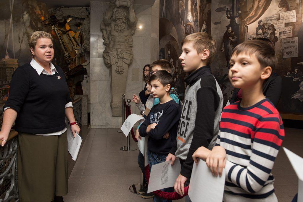 исторические субботы музей победы
