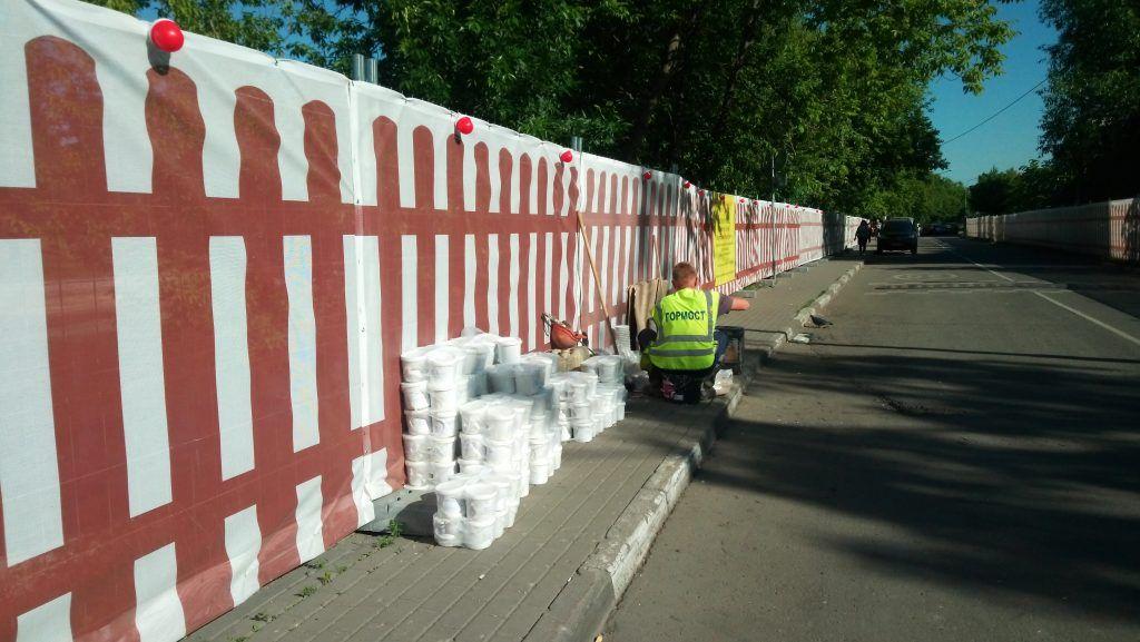 Черкизовский пруд благоустройство реконструкция озеленение ремонт
