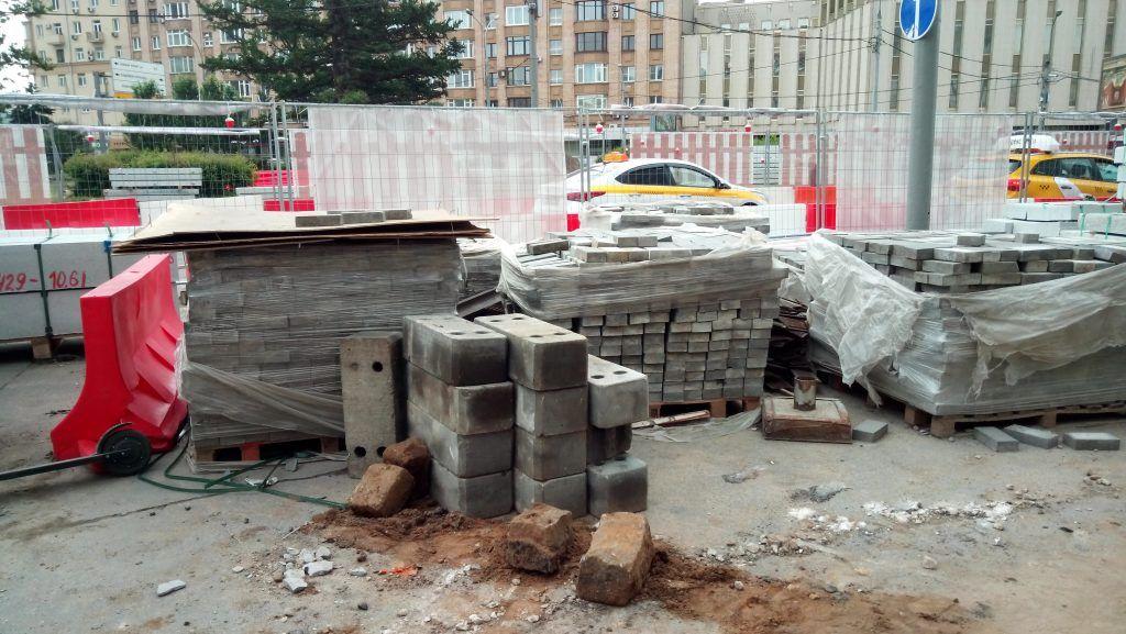 благоустройство ремонт улиц