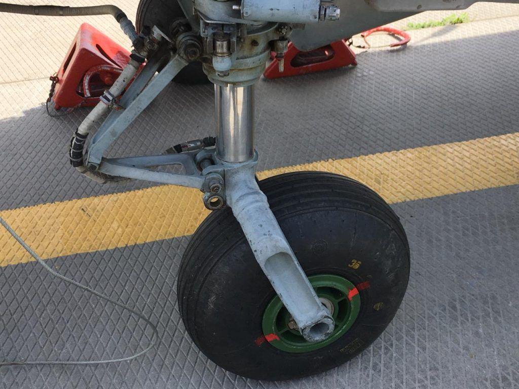 колеса вертолета