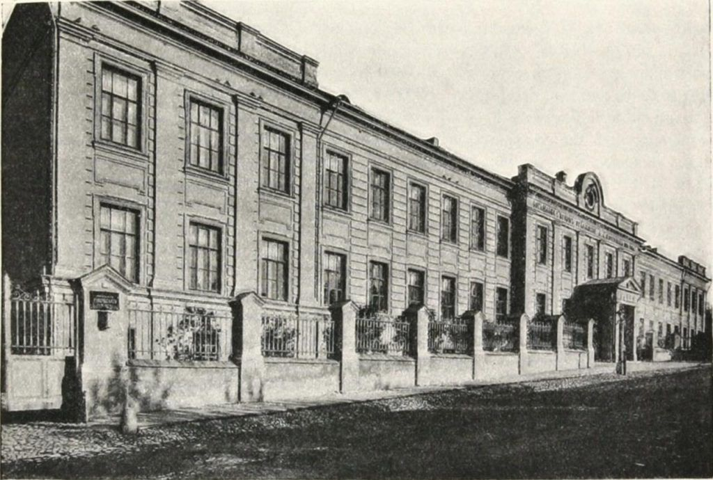 усадьба в Шелапутинском