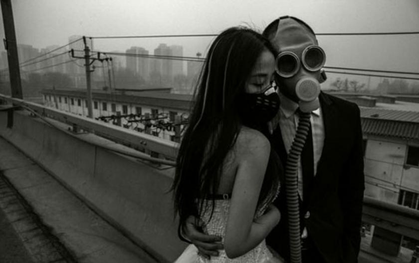 маски в Китае
