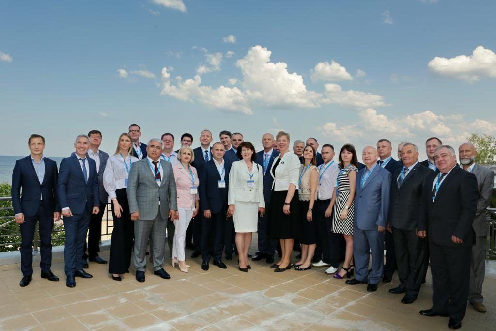 мосгаз встреча лидеров Ассоциации газовых хозяйств Восточной Европы