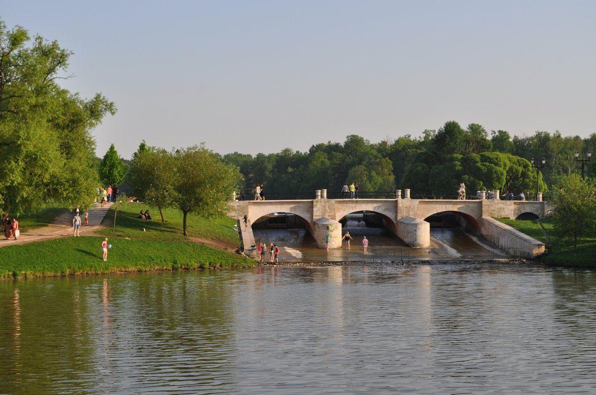 Царицынский пруд
