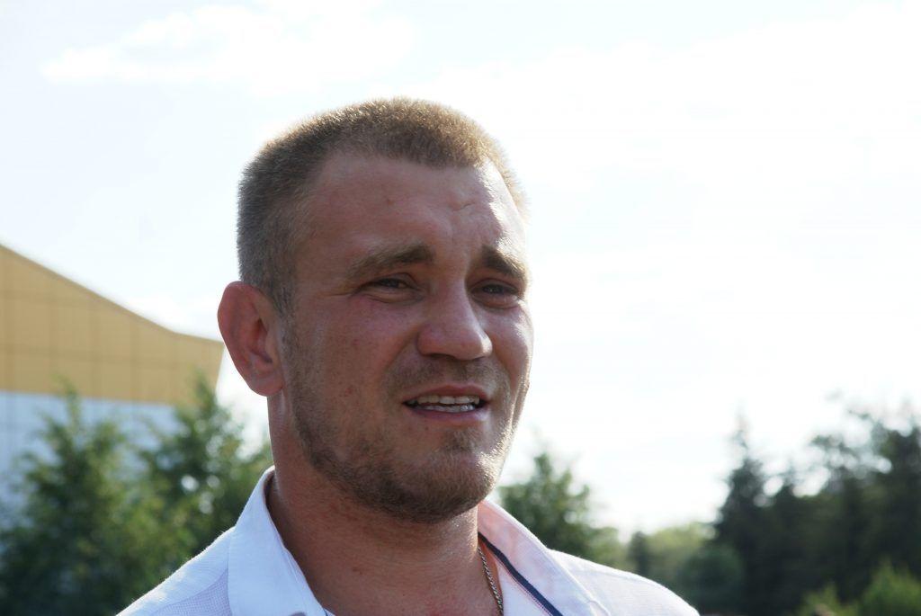 Алексей Дубков, заместитель начальника Управления капитального ремонта подрядной организации АО «Механик»