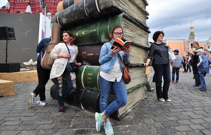 библиотека книги читатели