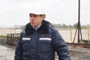 Александр Попов, мосгаз