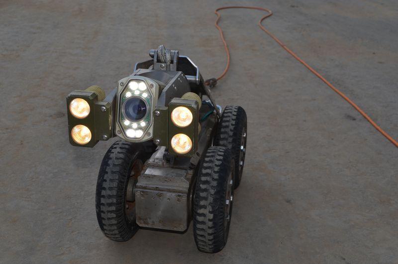 робот «Р-200м»