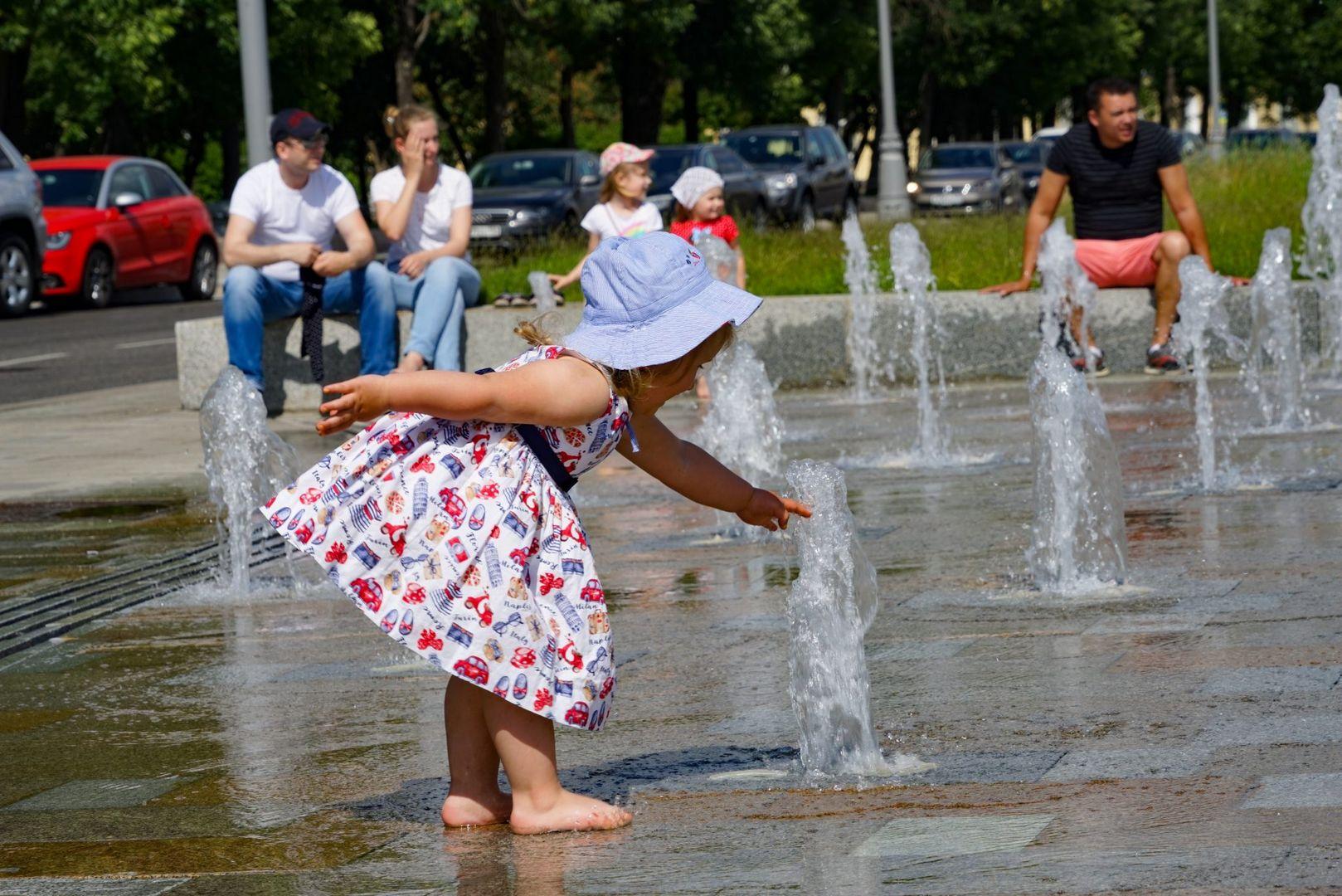 погода в Москве лето в Москве жара
