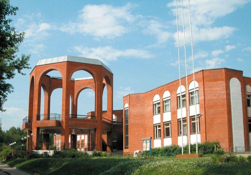 дворец творчества «Преображенский» в Детском Черкизовском парке