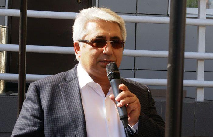Гасан Гасангаджиев Генеральный директор АО «МОСГАЗ»