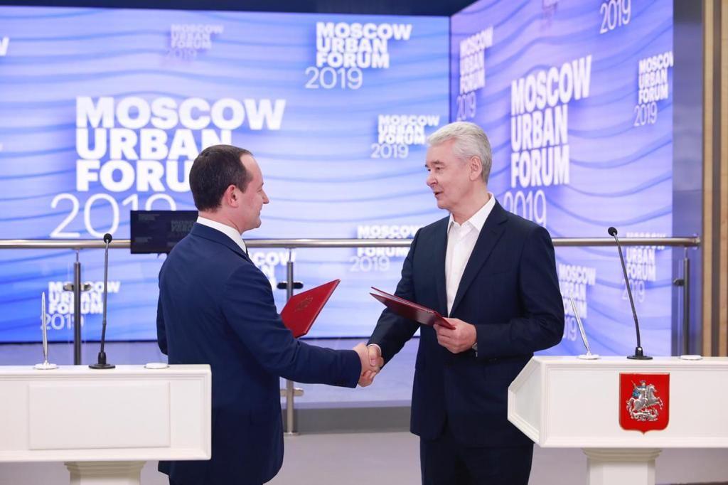 Павел Ливинский, Сергей Собянин