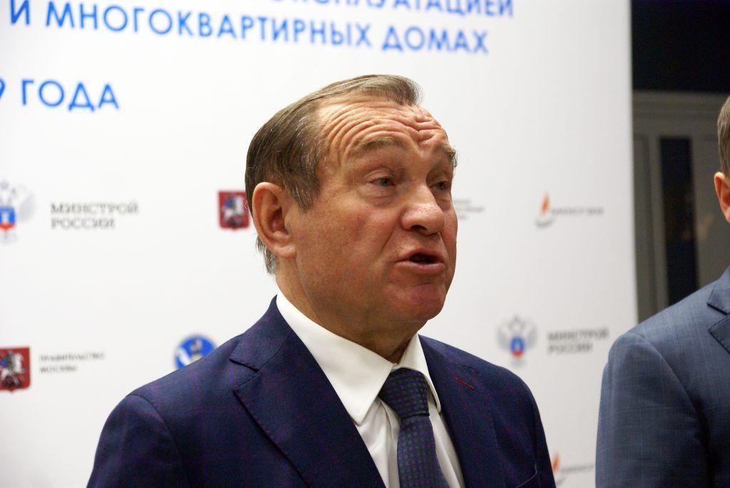 Петр Бирюков конференция