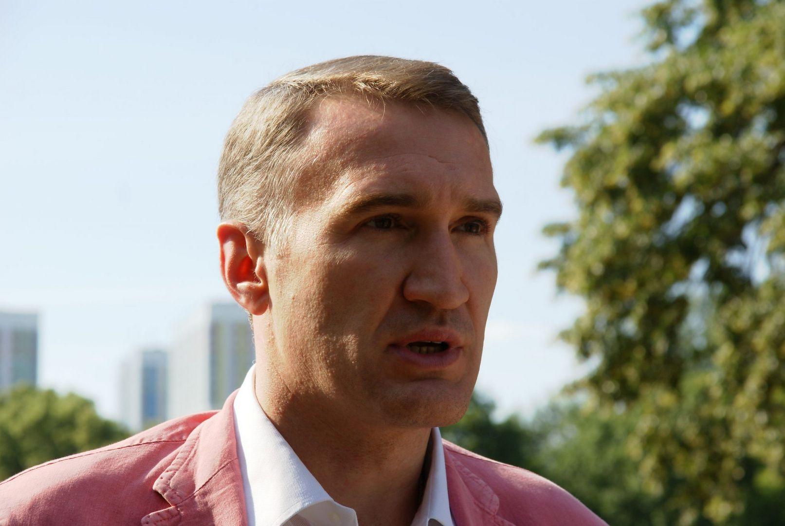 Сергей Марков, начальник Управления по реализации объекта благоустройства Департамента капитального ремонта
