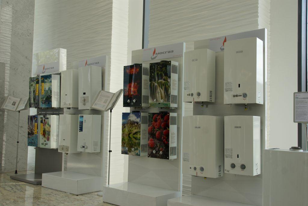 конференция Современные газовые водонагреватели
